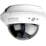 1.3MP IP Dome Camera 10M IR Night-Vision, 3.8mm lens