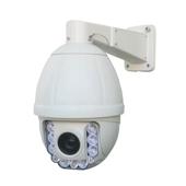 """CCTV IR Speed Dome, 1/4"""" Sony 540 TVL, 30X Zoom, 120 Meter Night-Vision"""